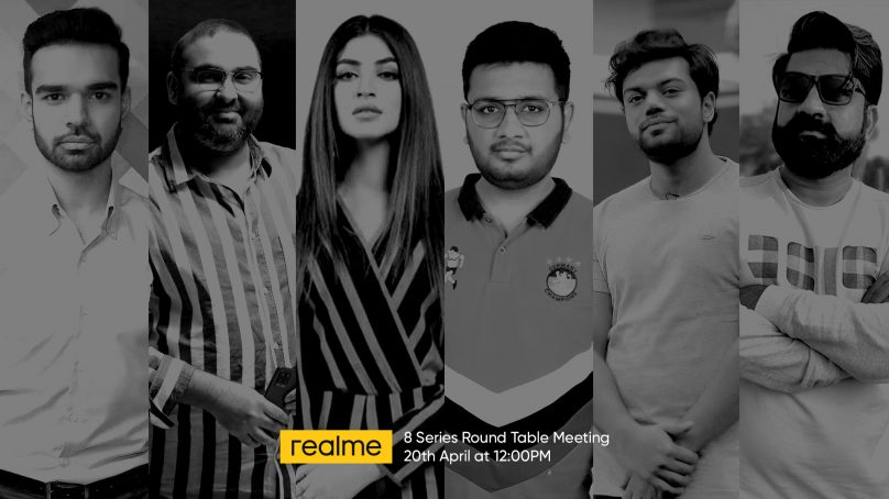 A Favorite with the Experts – the all new realme 8 Series Wins Accolades at the Influencer Roundtable