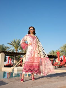 """Shiza Hassan's unstitched """"Luxury Lawn'21'' collection enfolds luxury and grandeur with a  sublime addition of comfort and sophistication"""
