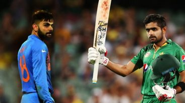 Babar Azam appears to overtake Virat Kohli as the number ODI batsman