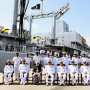 NASR returns after successful completion of (HADR) Mission