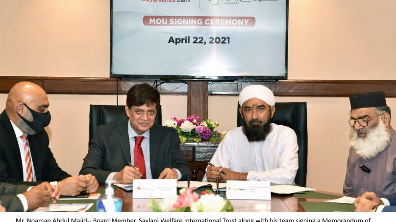 Mobilink Microfinance Bank builds partnerships for Community Uplift