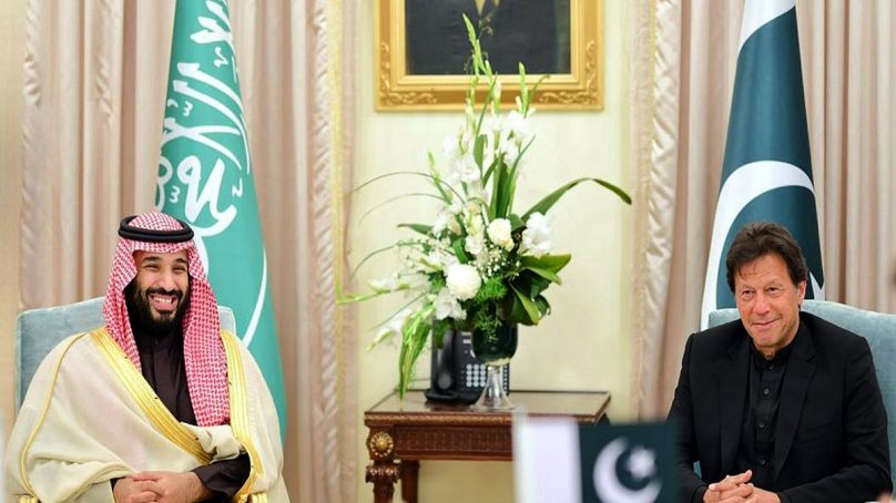 PM Imran Khan is confident about Saudi's peace initiative with Iran