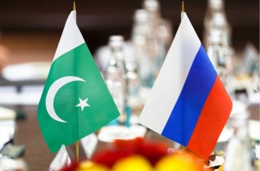 Is the ice melting between Moscow and Islamabad?