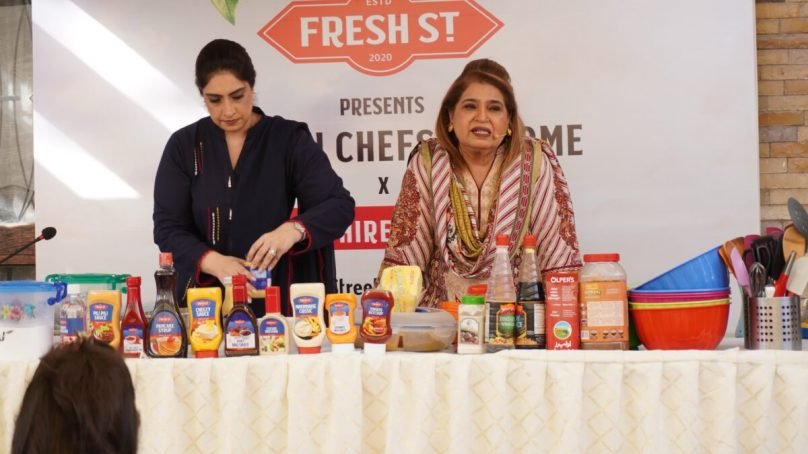 Fresh St! hosts a Cooking Class Featuring Shireen Anwer