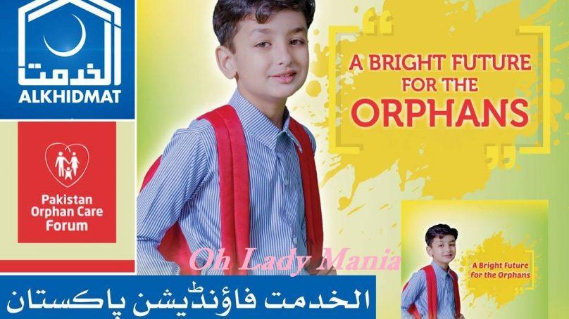 Al-Khidmat Observes Orphan Day