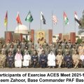 "Multi-National Air Exercise ""ACES Meet 2021-1"" concluded"