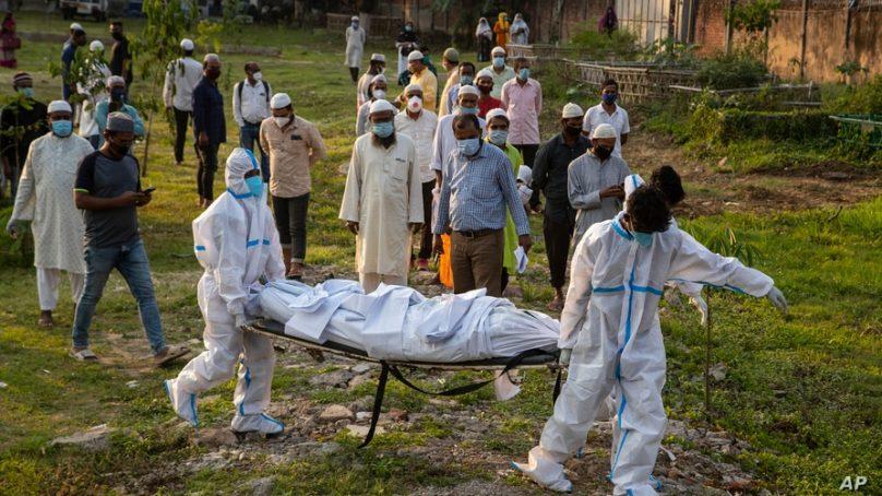 Coronavirus crisis deepens in India