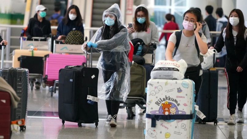 Hong Kong suspends travel for two weeks from the Philippines, India, and Pakistan