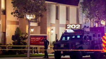 Shooting near Los Angeles kills four
