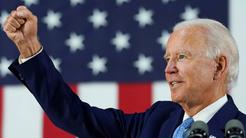 China becomes a hot topic in Biden's speech to Congress