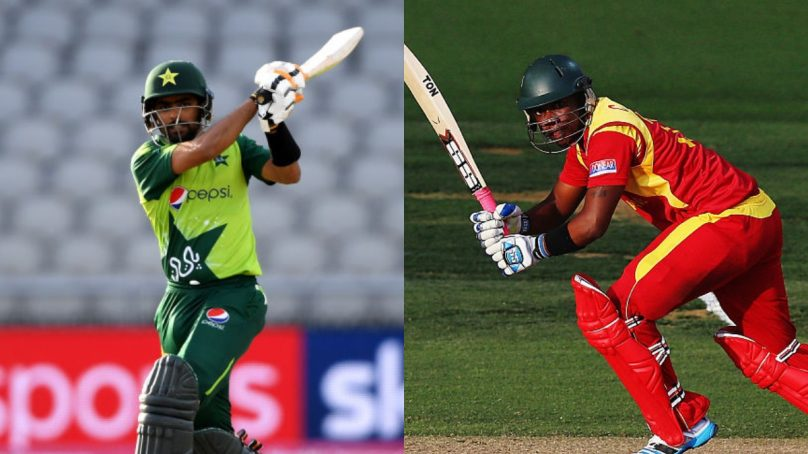 Pak vs Zim: first test match today