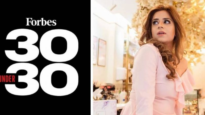 Pakistani chef's name in Forbes 30 under 30 list