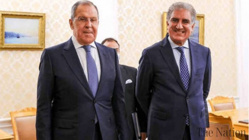 Lavrov's visit to Pakistan brings hope to strengthen Pak-Russia relations