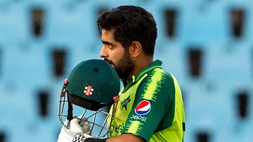 Babar Azam prays for the people of India struggling with COVID-19 crisis