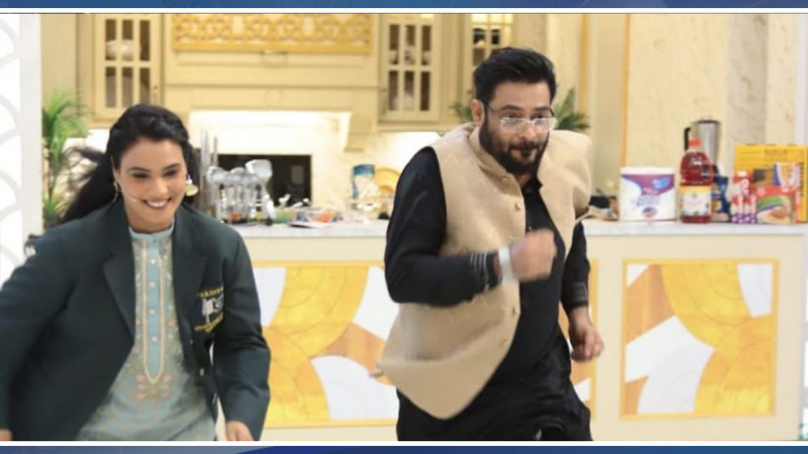 Amir Liaquat Hussain becomes a laughing stock again