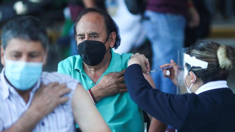 Mexico expects to vaccinate the entire country by 2022