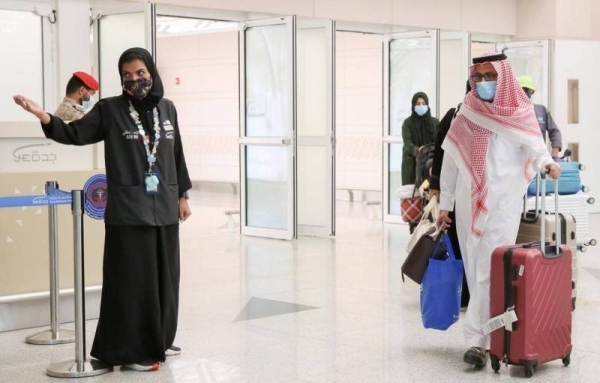 Saudi Arabia to allow the travel of vaccinated passengers only