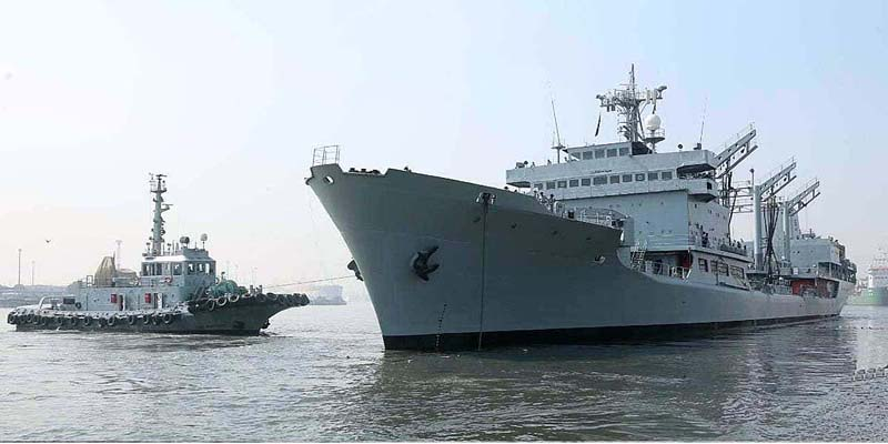 Pakistan Navy's humanitarian relief mission in disaster-stricken areas: Pakistan's policy on relations with African countries