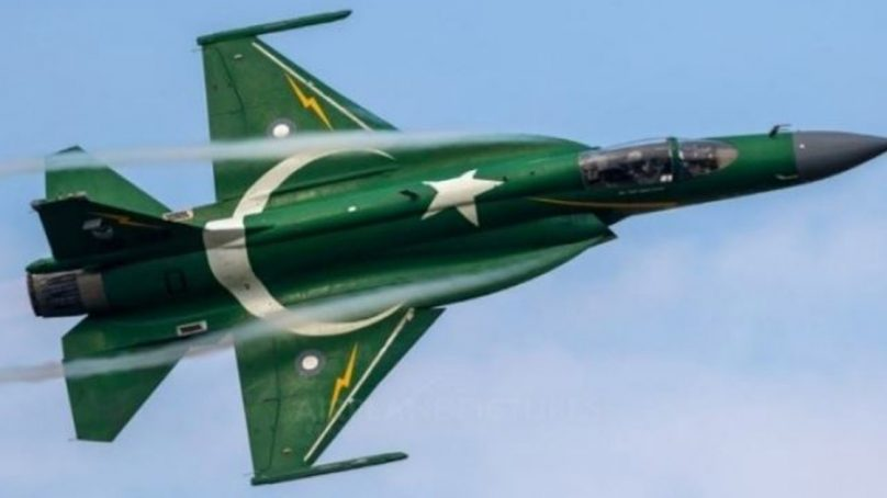 The Roar of JF-17 BLOCK 111