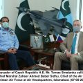 Turkish Ambassador H.E. Ihsan Mustafa Yurdakul calls on Air Chief Marshal