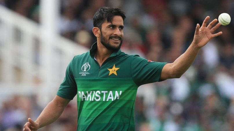 Hasan Ali is nominated for Player of the Month by ICC