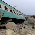 Train crash kills 30 in Ghotki district