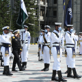 Commander Azerbaijan Naval Forces called on Chief of the Naval Staff