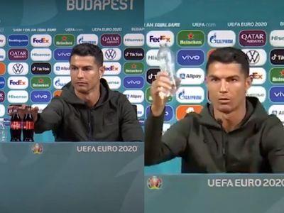 Cristiano Ronaldo costs Coca-Cola $4 billion loss