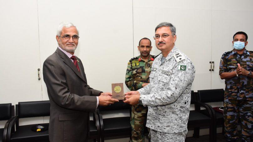 Delegation of NDU visits Centre for Aerospace & Security Studies