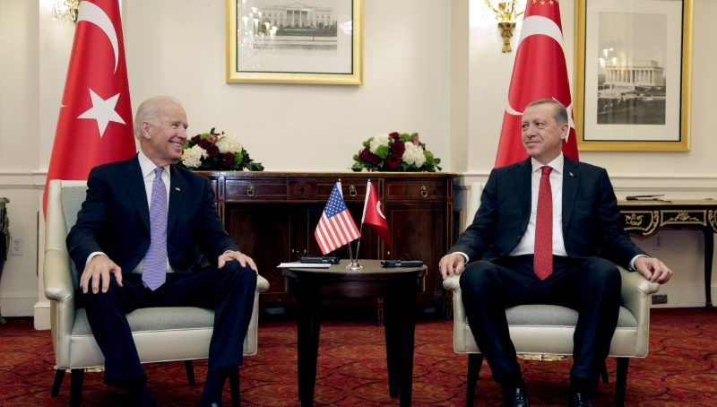 Biden and Erdogan agree to give Turkey a lead role to secure Kabul airport