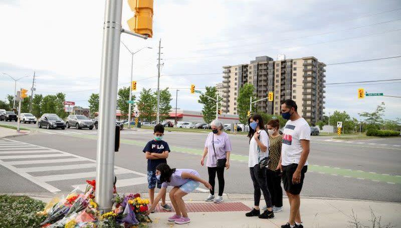 Pakistani-Muslim family killed in Canada