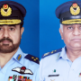 2 PAF officer promoted to the rank of Air Marshal