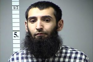 The authorities accuse the attack on Saifullah Saipov, an Uzbek immigrant.