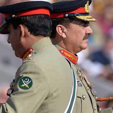 بھارتی جنرل بکرام سنگھ پاک فوج کی تعریف کرتے ہوئے