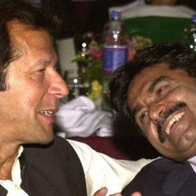 عمران خان کی زبانی میانداد کی ان کہی کہانی