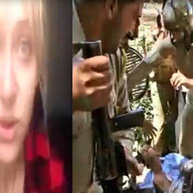 کشمیر میں بھارتی مظالم پر غیرملکی کا وڈیو پیغام