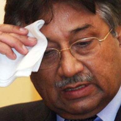 سنگین غداری کیس: پرویز مشرف کا حق دفاع ختم کر دیا گیا