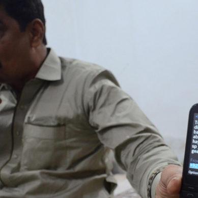 کراچی کے رہائشیوں کو جان کی دھمکیاں ملنے لگیں