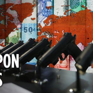 کونسے ممالک سب سے زیادہ ہتھیار فروخت کر رہے ہیں