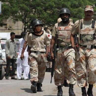 سندھ رینجرز کے اختیارات کا معاملہ – وزیر اعلی کا اہم اقدام