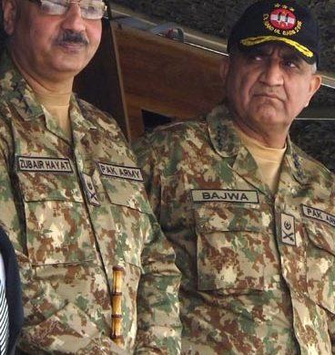 آرمی چیف کا کراچی آپریشن کا جائزہ
