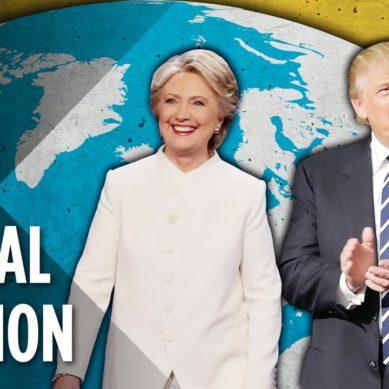 امریکی انتخابات کے بارے میں دنیا کیا سوچتی ہے
