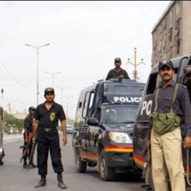 کوئٹہ: سیکیورٹی ہائی الرٹ