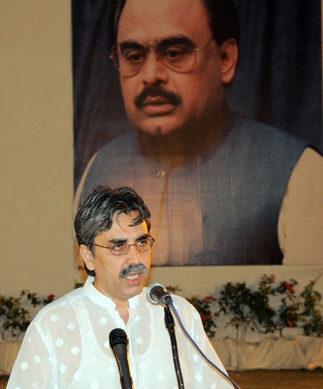عامر خان کا الطاف حسین کے خلاف بیان
