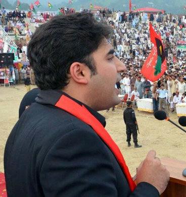 خیبرپختونخواہ اور بلوچستان جل رہے ہیں، بلاول بھٹو