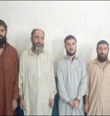 کراچی میں ٹی ٹی پی کے 5دہشت گرد گرفتار