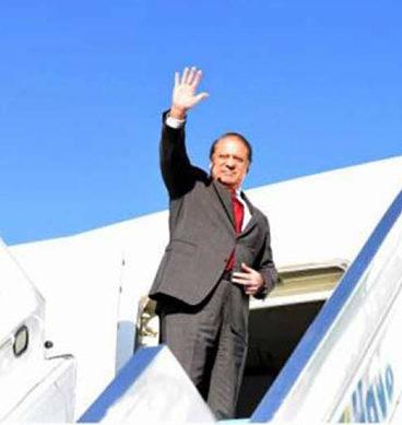 PM Nawaz arrives in Kuwait NEW 368x389