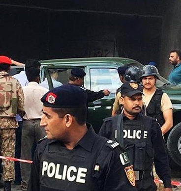 Former Army Officer Killed In Karachi NEW 368x389