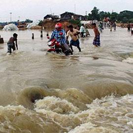 بنگلہ دیش: شدید بارشوں سے 134 افراد ہلاک