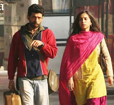 رومانس اور سیاست ساتھ ساتھ: بھارتی فلم مکاباز